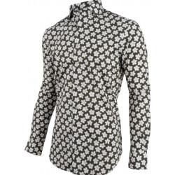 Cavallaro shirt lange mouw