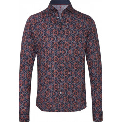 Desoto shirt tricot Strijkvrij