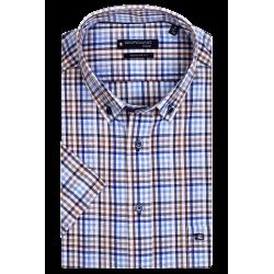 Giordano Overhemd Korte Mouw